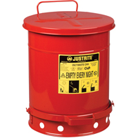 Oily Waste Cans SR358 | Ontario Safety Product