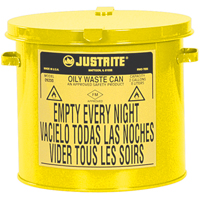 Oily Waste Cans SR361 | Ontario Safety Product