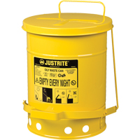 Oily Waste Cans SR362 | Ontario Safety Product