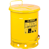 Oily Waste Cans SR363 | Ontario Safety Product