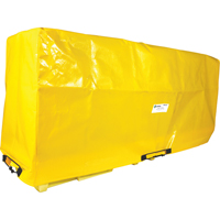 Poly-Spillpallet™ 3000 Tarp SR430 | Ontario Safety Product