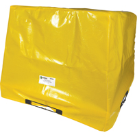 4-Drum Workstation Tarp SEM157 | Ontario Safety Product