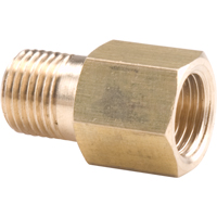 Pipe Adapters - Female to Male TDV423 | Ontario Safety Product