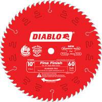 Contractor Saw Blades - Diablo<sup>®</sup> Fine Finishing Saw Blades TEX005 | Ontario Safety Product