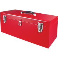 "ATB100 21"" Portable Tool Box w/ Metal Tool Tray TEP336 