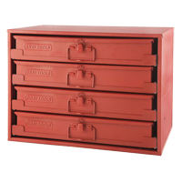 Compartment Rack With 4 Compartment Boxes TEQ520 | Ontario Safety Product