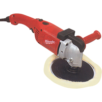 "Heavy-Duty 7""/9"" Variable Speed Polisher TF453 