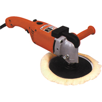 "Heavy-Duty 7"" Variable Speed Polisher TF457 