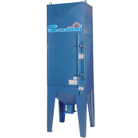 Dust Collectors - Suction or Pressure Type Cabinets TG418 | Ontario Safety Product