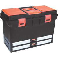 Plastic Tool Box TLV086 | Ontario Safety Product