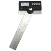 Digital Precision Protractors TLV296 | Ontario Safety Product