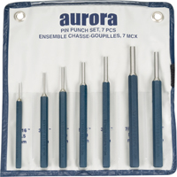 7-Piece Pin Punch Set TLZ421 | Ontario Safety Product
