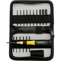 18-Pc. Precision Ultratech™ Screwdriver Sets TLZ550 | Ontario Safety Product