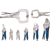 8-Piece Locking Plier Set TLZ792 | Ontario Safety Product