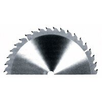 Contractor Saw Blades - Crosscut &amp Plywood Contractor Saw Blades  TV663 | Ontario Safety Product