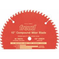 TCS Sliding Compound Miter Blades Industrial Blades TT833 | Ontario Safety Product