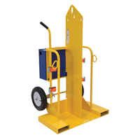 Welding Cylinder Torch Cart TTV168 | Ontario Safety Product