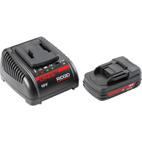 2.0Ah Battery & 120V Charger TYB145 | Ontario Safety Product