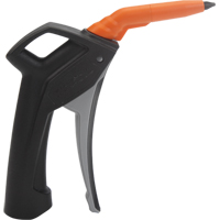 Heavy-Duty Safety Air Blow Guns w/Snub Nose Rubber Tip TYB520 | Ontario Safety Product