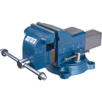 Heavy-Duty Bench Vise TYL098 | Ontario Safety Product