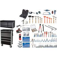 360-Piece Ultimate Tool Set with Steel Chest and Cart TYO941 | Ontario Safety Product