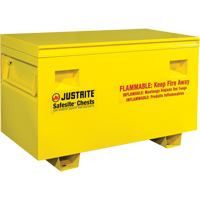 Safesite™ Flammable Combo Storage Chest TYP008 | Ontario Safety Product