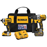 FlexVolt™ Hammer Drill & Impact W/2 Batteries TYW910 | Ontario Safety Product