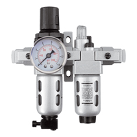 Modular Filter/Regulator & Lubricator (Gauge Included) TYY178 | Ontario Safety Product