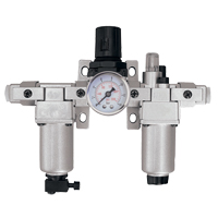 Modular Filter, Regulator & Lubricator (Gauge Included) TYY184 | Ontario Safety Product