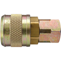 "COUPLER 1/4"" AUTO INDUST3/8"" (F) NPT TZ225 