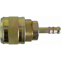 "Quick Couplers - 1/4"" Industrial, One Way Shut-Off - Automatic Couplers TZ230 
