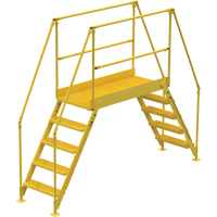 Crossover Ladder VC453 | Ontario Safety Product
