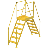 Crossover Ladder VC455 | Ontario Safety Product