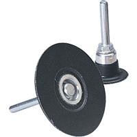 Aluminum Oxide 2 Ply Discs - Holder Pads VU601 | Ontario Safety Product