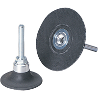 Aluminum Oxide 2 Ply Discs - Holder Pads VU611 | Ontario Safety Product