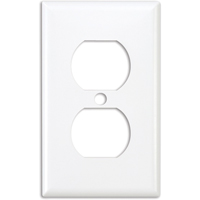Standard Size Plastic Wallplates XB317 | Ontario Safety Product