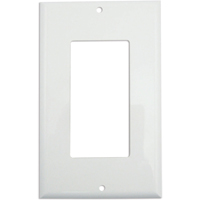 Standard Size Plastic Wallplates XB326 | Ontario Safety Product