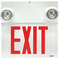 Stella Combination Signs - Exit XB929 | Ontario Safety Product