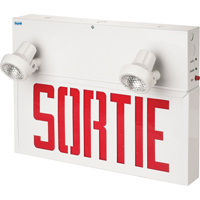 Stella Combination Signs - Sortie XB932 | Ontario Safety Product