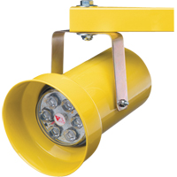 LED Loading Dock Lights - Metal or Polycarbonate Series XD024 | Ontario Safety Product