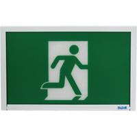 Running Man Exit Sign XE661 | Ontario Safety Product