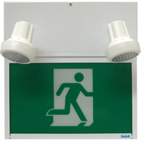 Running Man Exit Sign XE664 | Ontario Safety Product