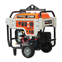 Generac® XP Series 10000E Portable Generator XG884 | Ontario Safety Product
