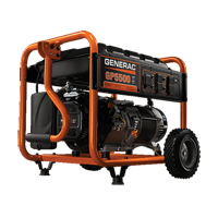 Generac® GP Series 5500 Portable Generator XG885 | Ontario Safety Product