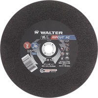 Large Diameter Reinforced Cut-off Wheels For Stationary Saws-RIPCUT™ TYPE 01 VE490 | Ontario Safety Product